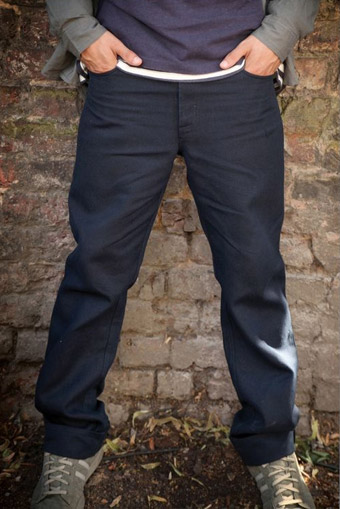 Hanf jeans damen